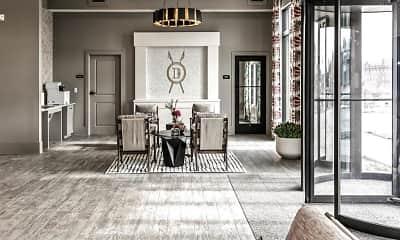 Living Room, The Duke Omaha, 1