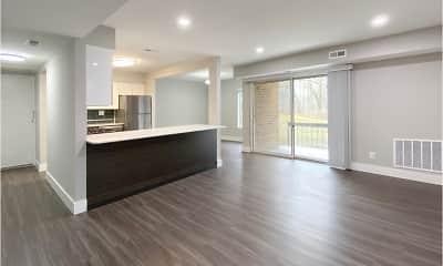 Living Room, The Vista, 1