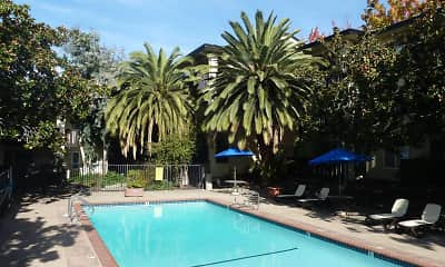 Pool, Mission Heights, 1