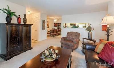 Living Room, Woodbury Commons, 2