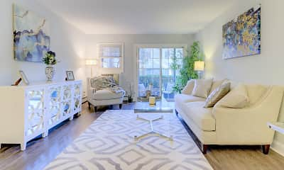 Living Room, Eagle Rock Apartments At Woodbury, 0