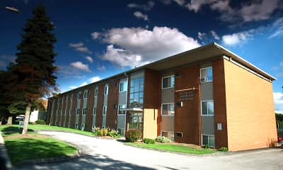 Building, Bella Dora University of Akron Apartments, 0