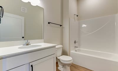 Bathroom, The Winford, 2