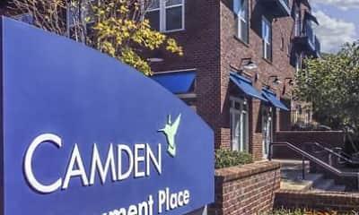 Community Signage, Camden Monument Place, 2