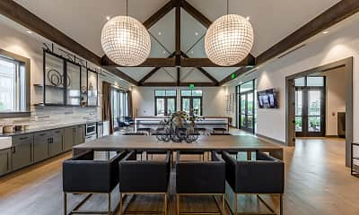 Dining Room, Pointe at Research Park, 0