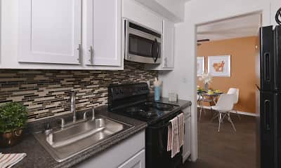 Kitchen, Southport Crossing, 2