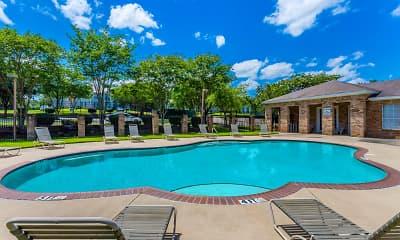 Pool, Summer Park Apartments, 2