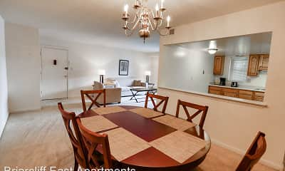 Dining Room, Briarcliff Apartments, 0
