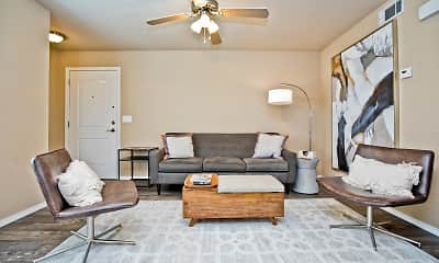 Living Room, Trailside Place, 0