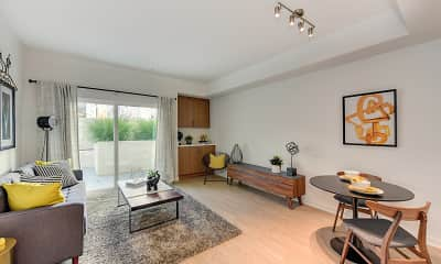 Living Room, LA 1440, 1