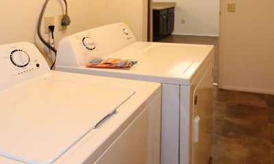 Kitchen, Sunset Ridge Apartments, 2