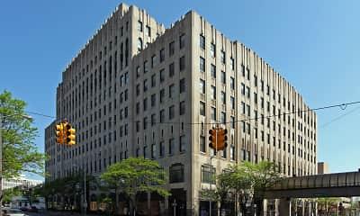 Building, The Kahn, 2