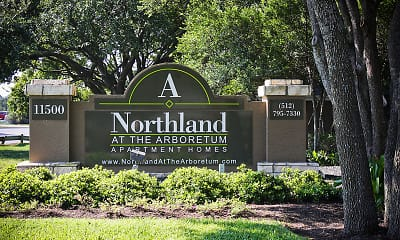 Community Signage, Northland at the Arboretum, 0