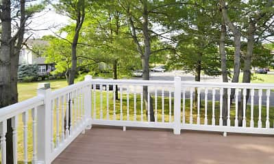 Patio / Deck, Fairfield Village at Middle Island, 2