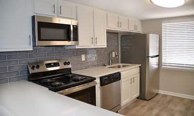 Kitchen, Pearl at Homewood, 1