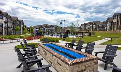 Recreation Area, Cedar Ridge Apartments, 2