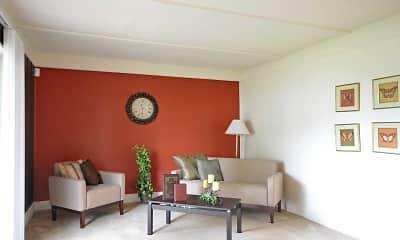 Living Room, Saratoga Place, 0