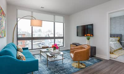 Living Room, Ten at Clarendon, 0