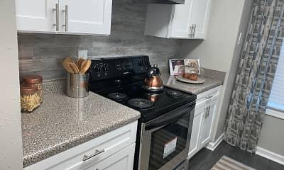 Kitchen, Elite at City View, 0