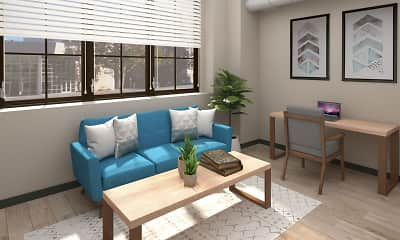 Living Room, Uncommon, 1