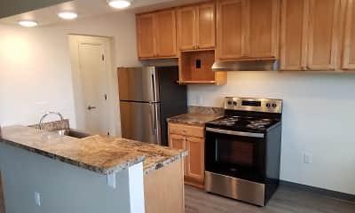 Kitchen, Marshall Place, 0