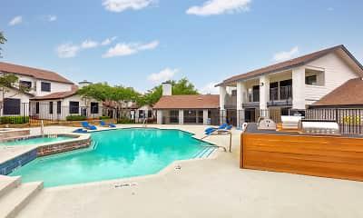 Pool, Tides on Randol East, 0