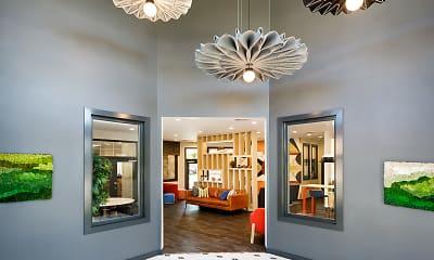 Living Room, Abbington at Northampton, 1