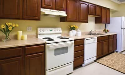 Kitchen, The Overlook at West Hill, 2