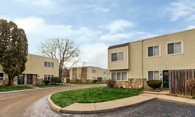 Building, CANDLELITE APARTMENTS, 1