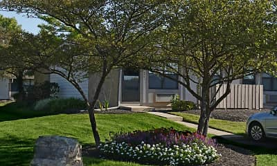 Landscaping, Camellia Court, 1