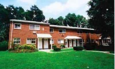 Building, Hillcrest Apartments, 1