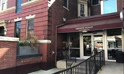 Building, Vernon House Senior Apartments, 2