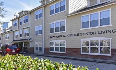 Building, Kimble Senior Housing, 0