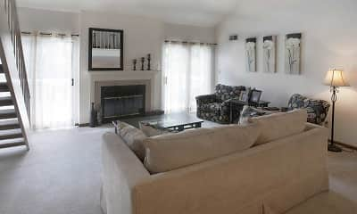 Living Room, Winchester Place, 1