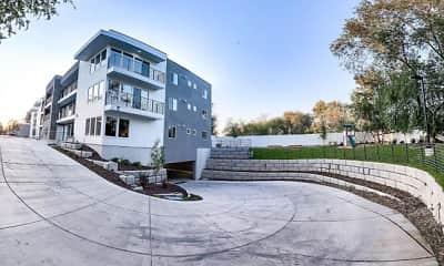 Building, Millcreek Cove, 2