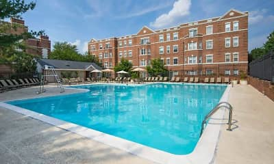 Pool, Vaughan Place, 1