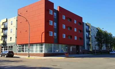 Building, Northern Heights Apartments, 0