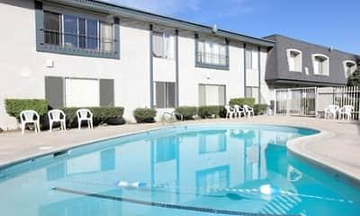 Pool, Regency Apartments, 1