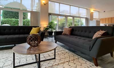 Living Room, 600 Ninth Avenue, 0