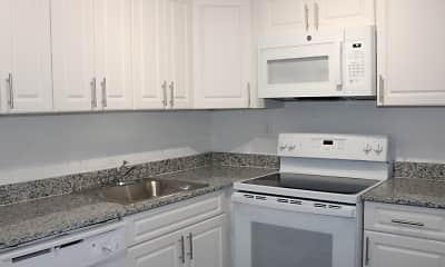 Kitchen, Suncoast Place Apartments, 0