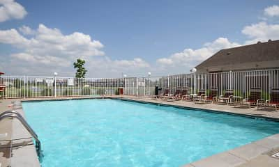 Pool, Valley View Apartments, 0