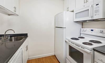 Kitchen, Northpark, 1