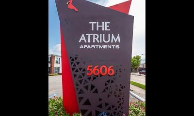 Community Signage, The Atrium at 5606, 0
