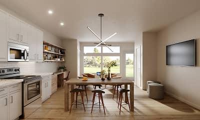 Kitchen, Uptown Terrace, 2