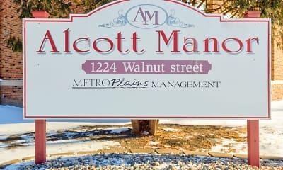 Alcott Manor, 2