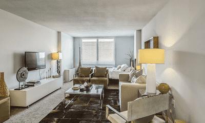 Living Room, Arrive Silver Springs, 0