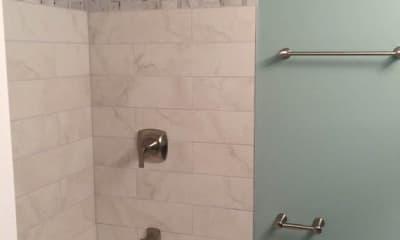 Bathroom, Garfield Villas, 2