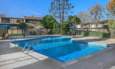Pool, Mirage, 0