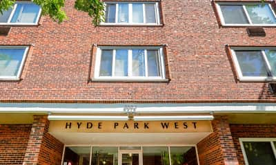 Building, Hyde Park West Apartments, 0