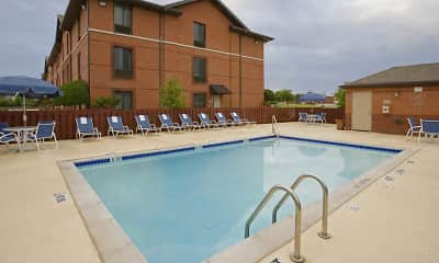 Pool, Furnished Studio - Oklahoma City - Northwest, 0